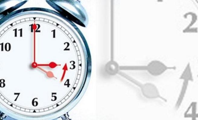 28 Ekim'de kış saati uygulamasına geçiliyor