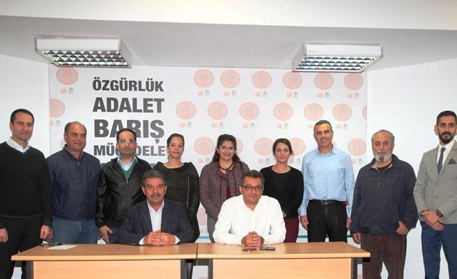 Erdoğan Sorakın CTP genel sekreteri oldu