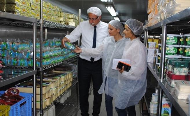 Güngördü: Gıda güvenirliğini takip etmeye devam edeceğiz