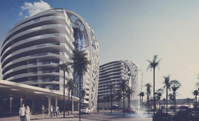 'Peninsula Resort' projesine izin