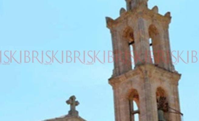 KKTC'deki kiliseler konusunda rapor