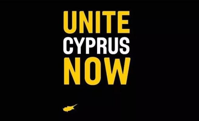 UniteCyprusNow'dan bölünmüşlüğe karşı eylem çağrısı