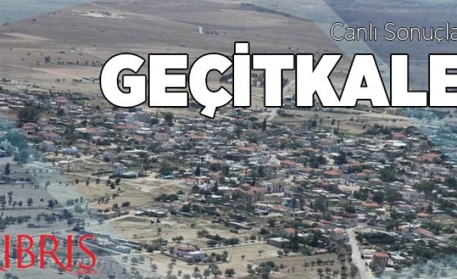 Geçitkale'de Hasan Öztaş bir kez daha seçildi