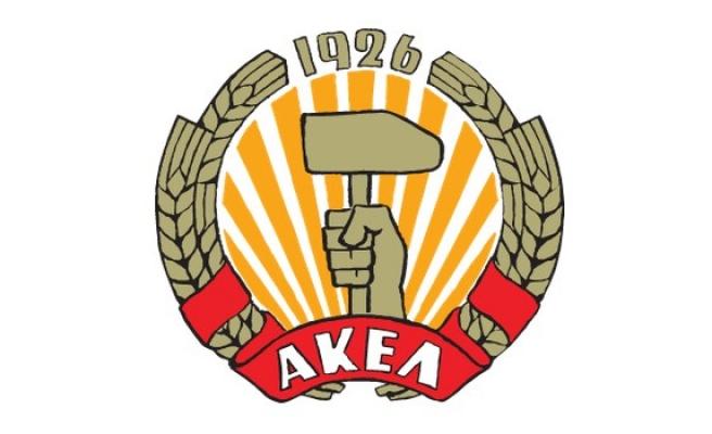 AKEL Oktay'ın KKTC'ye gelişini kınadı