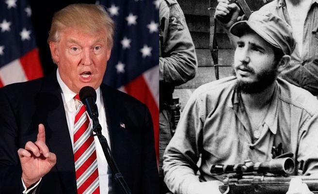 Castro'yu 'zalim bir diktatör' olarak niteledi