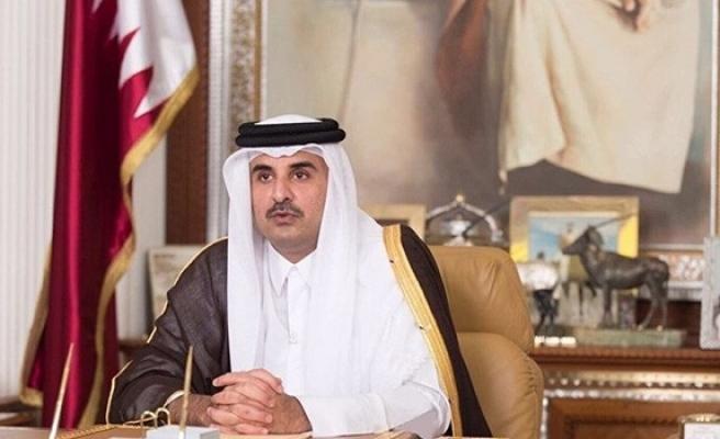 Katar Emiri Kik Zirvesi'ne katılmayacak
