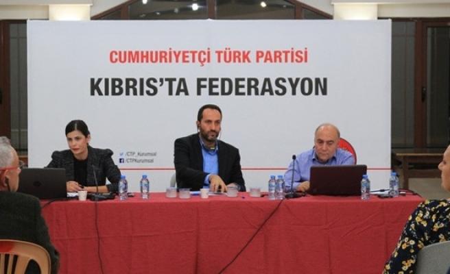 CTP ile AKEL Konferans düzenlendi