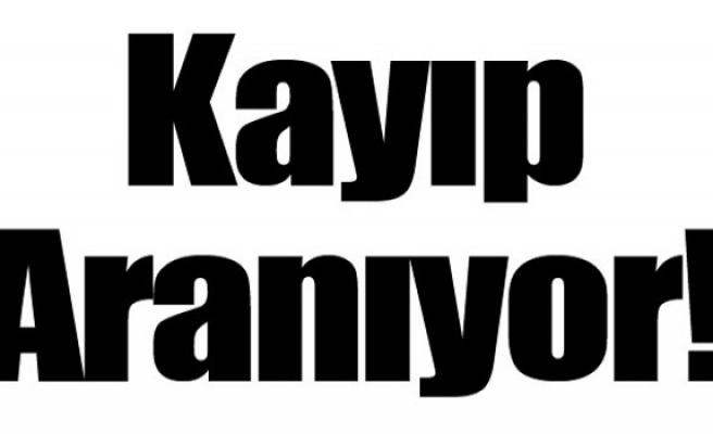 Ahmet Çetin 15 Ekim'den beri kayıp