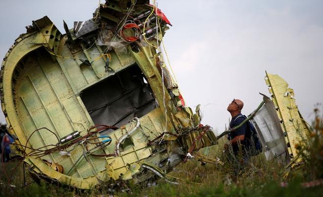 MH17 Ukrayna'dan atılan Rus yapımı füzeyle düşürüldü