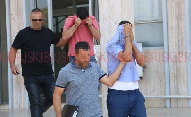 Uyuşturucuyu Türkiye'den getirdiler