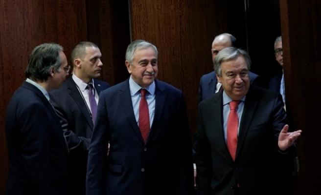 Kıbrıs sorunu 2018'de yine çözümsüz kaldı