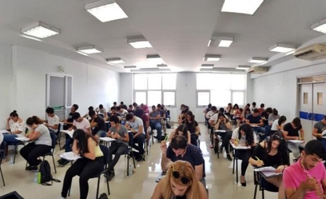 GAÜ 2018 Burs Sıralama Sınavı'nda kayıt hakkı kazanan aday öğrenciler için son kayıt tarihi 20 Haziran