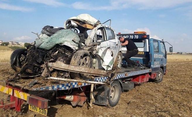 HAFTALIK TRAFİK BİLANÇOSU! 63 kaza, 16 yaralı