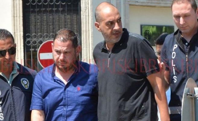 Eminoğlu ve Özbekoğlu'na 7 gün daha tutukluluk