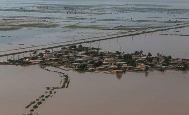İran'daki sel felaketinde can kaybı 78'e yükseldi
