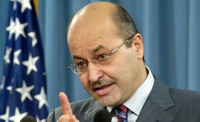Irak'ın yeni Cumhurbaşkanı Berham Salih oldu