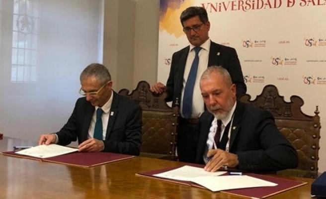 GAÜ ve Salamanca Üniversitesi arasında Protokol imzalandı