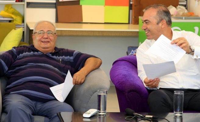 Sertoğlu, Kıbrıs Türk Emekliler Cemiyeti'ni ziyaret etti