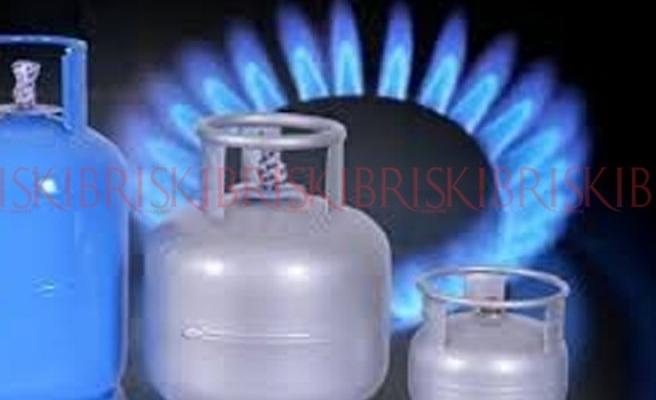 Tüp gaza yüzde 40 zam