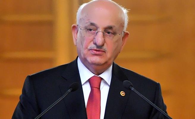 TBMM Başkanı İsmail Kahraman: Kıbrıs, 1974'ten itibaren işgal altında değildir