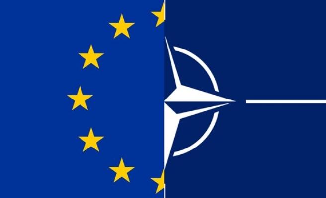 AB-NATO bildirisinde güney Kıbrıs açısından 'önemli ifadeler'