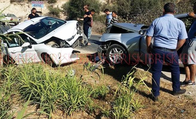 3 kişi hafif yaralandı