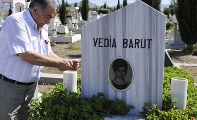 Vedia Barut yarın ölüm yıl dönümünde anılıyor