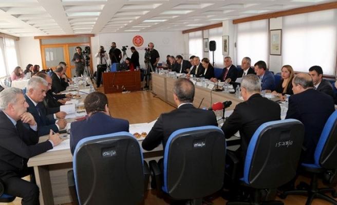 Sivil Savunma Teşkilatı Başkanlığı bütçesi kabul edildi