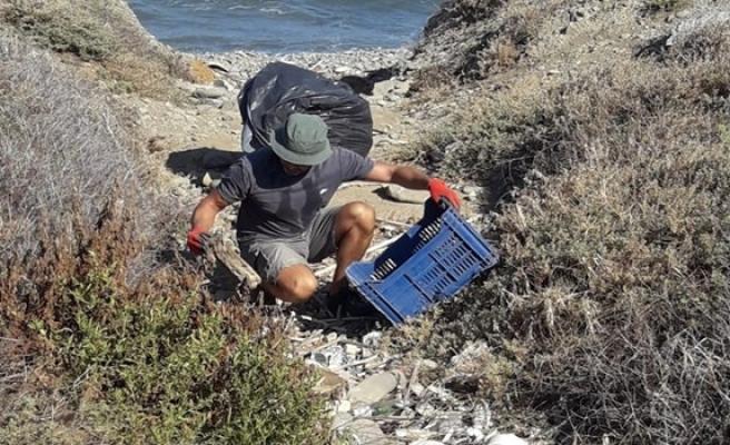 Çevre Koruma Dairesi, temizlik faaliyetleri sürüyor