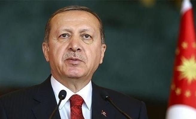Türkiye Cumhurbaşkanı Erdoğan salı günü KKTC'ye resmi ziyarette bulunacak