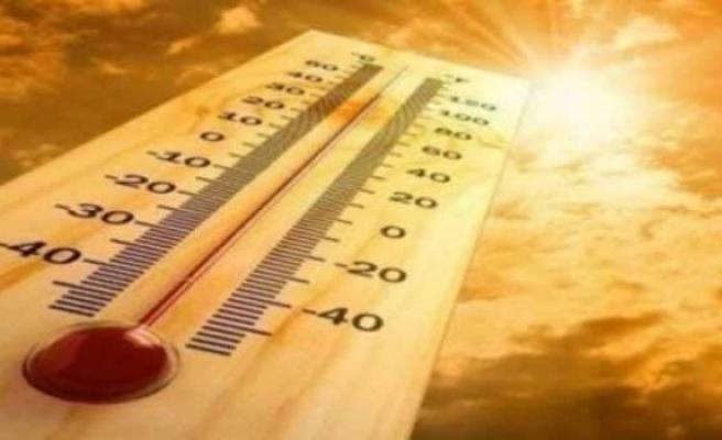 Hava sıcaklığı 37-40 derece