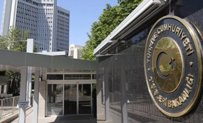 TC Dışişleri Bakanlığı: Fırsat verilmeyecek