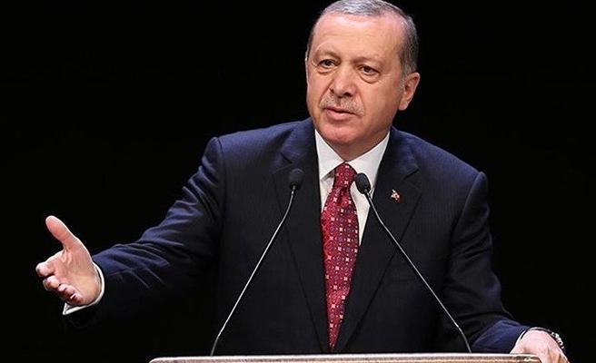 Erdoğan: IKBY'ye bütün sınır ve hava sahaları kapatılacak