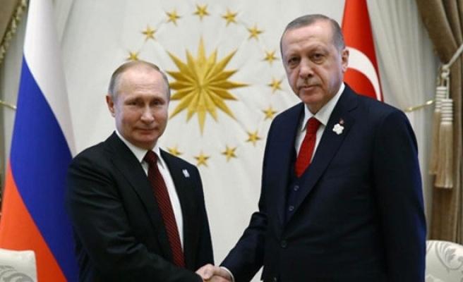 Putin: Avrasya'nın Güvenliğini Beraber Güçlendireceğiz
