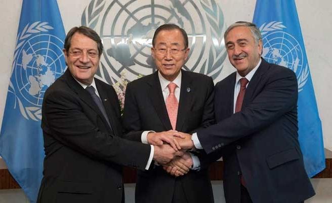 Ban: Kıbrıs çözümden daha azını hak etmiyor