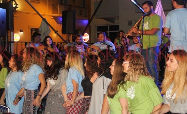 Dünyanın müziği Limasol'da buluşuyor