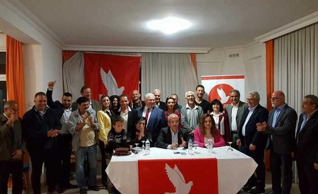 TKP Yeni Güçler'in Güzelyurt kongresi yapıldı