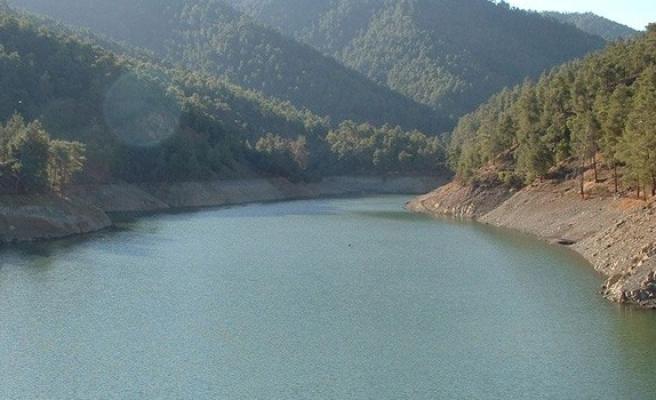 Yağışlara rağmen barajlardaki doluluk oranı az