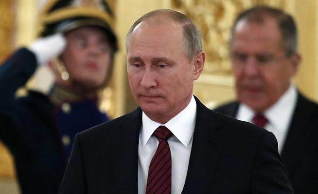 Putin: Kıbrıs sorununun çözümü için BM Güvenlik Konseyi kararları esas alınmalı