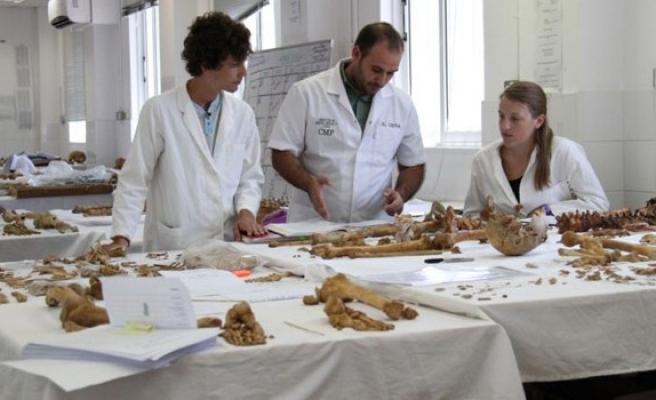 Episkopi'de gömülü 2 Kıbrıslı Türk yeniden aranıyor