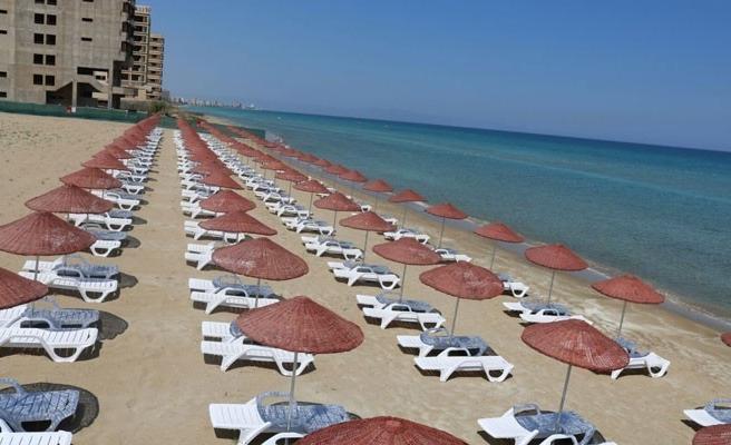 Arter: Güvenlik nedeniyle plajın kapatılması protokole uygun