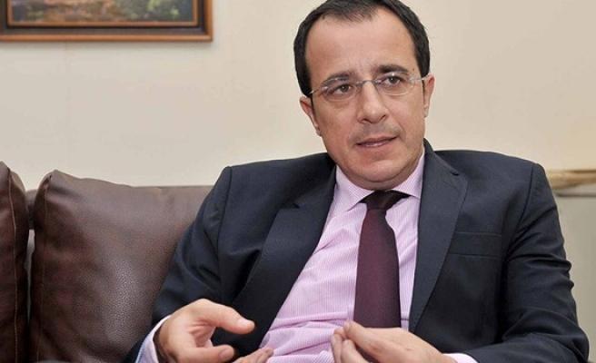 Hristodulidis: TC, AB üyesi ülkelerin egemenlik hakkına saygı göstermeli
