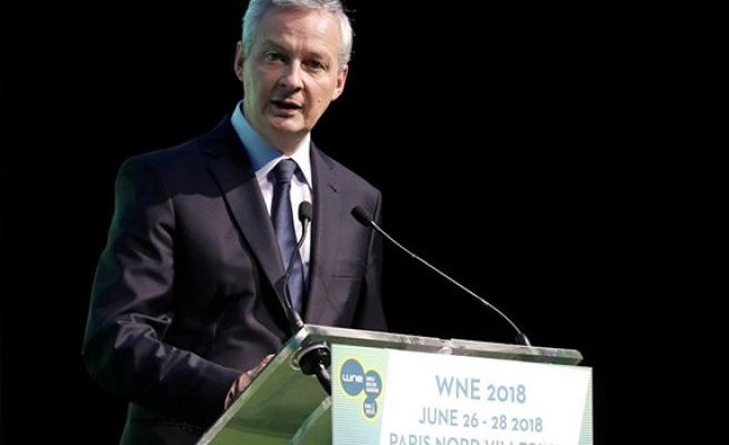 Fransa ekonomisinde 'protesto' krizi