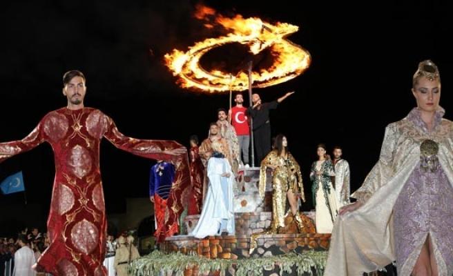 Abdullah Öztoprak'tan muhteşem gösteri