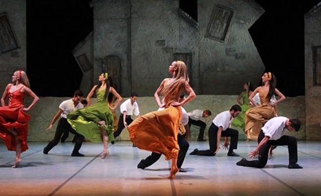 Aşkın ve dansın buluşması 'Zorba'