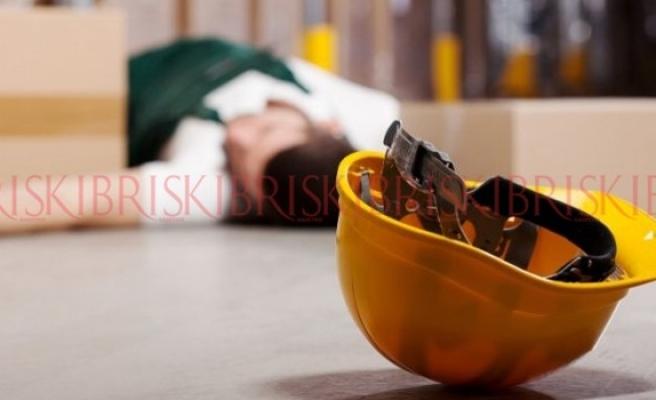 İŞ KAZASI: Toprak altında kalan işçi yaralandı