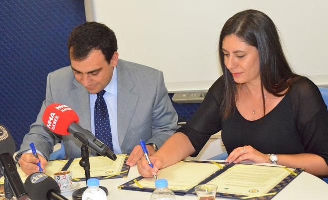 DAÜ ile Naci Talat Vakfı, Lefkoşa Kent Müzesi için işbirliği yapacak