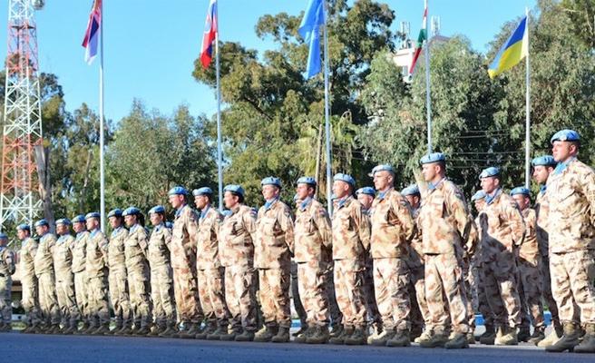 İki Bulgar UNFICYP'a dahil oldu