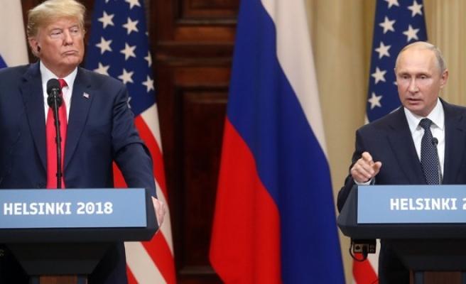 Trump ve Putin'den tarihi zirve sonrası ortak basın toplantısı