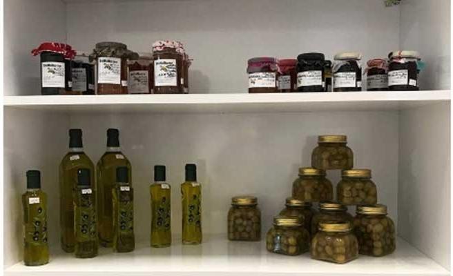 Küçük üreticilerin ürünleri Ankara'da sergilendi